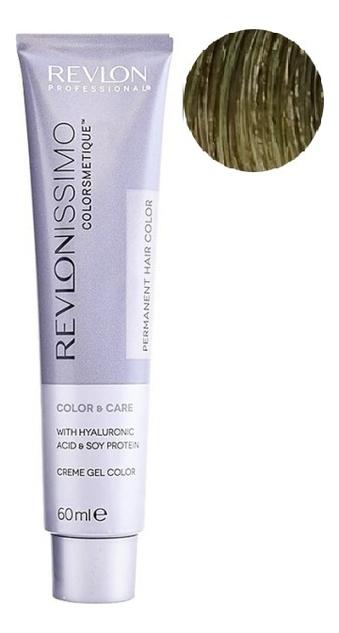 Купить Стойкая краска для волос Revlonissimo Colorsmetique Color & Care 60мл: 8.7MN Светлый Блондин Матовый Нейтрализующий, Стойкая краска для волос Revlonissimo Colorsmetique Color & Care 60мл, Revlon Professional