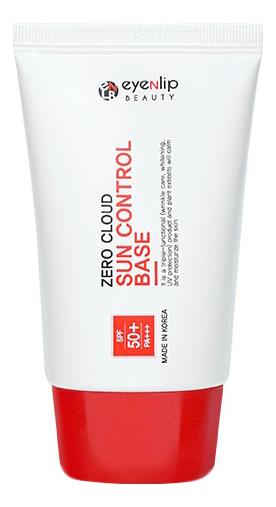 Солнцезащитный крем для лица Zero Cloud Sun Control Base SPF50+ PA+++ 50г