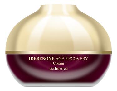 Антивозрастной крем для лица Estheroce Idebenone Age Recovery Cream 80г недорого