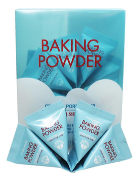 Скраб для лица с содой для очищения пор Baking Powder Crunch Pore Scrub