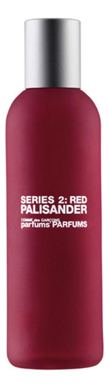 Купить Series 2: Red Palisander: туалетная вода 50мл, Comme des Garcons