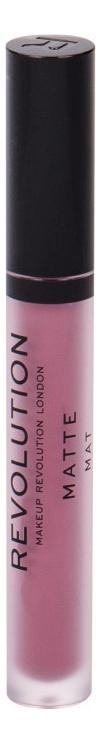 Купить Жидкая губная матовая помада для губ Matte 3мл: 117 Bouquet, Makeup Revolution