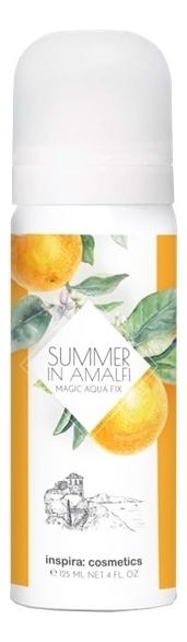 Освежающий спрей для лица и тела Summer in Amalfi Magic Aqua Fix 100мл