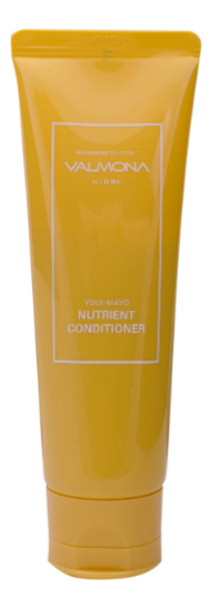 Кондиционер для волос Valmona Nourishing Solution Yolk-Mayo Nutrient Conditioner: 100мл