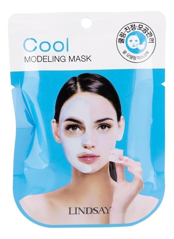 Фото - Альгинатная маска для лица с маслом чайного дерева Cool Modeling Mask 28г альгинатная маска для лица с маслом чайного дерева cool tea tree modeling mask cup pack 28г