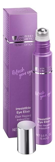 Купить Укрепляющий концентрат для области вокруг глаз от морщин и темных кругов Irresistible Eye Elixir 15мл, Janssen Cosmetics