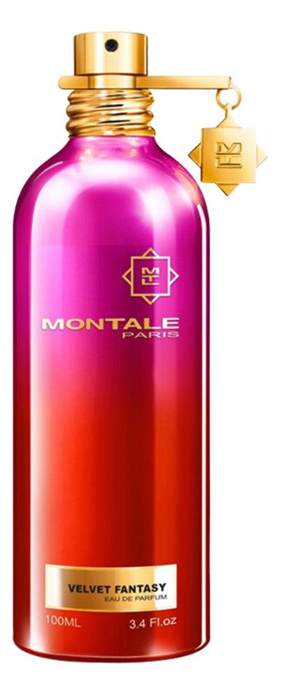 Фото - Montale Velvet Fantasy: парфюмерная вода 100мл тестер montale aqua gold парфюмерная вода 100мл тестер