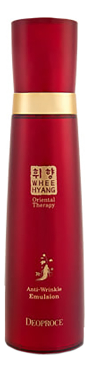 Эмульсия для лица Whee Hyang Anti-wrinkle skin Emulsion 130мл недорого