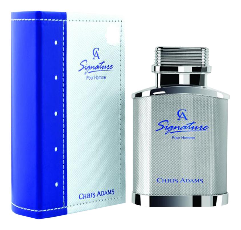 Купить Chris Adams Signature: парфюмерная вода 80мл