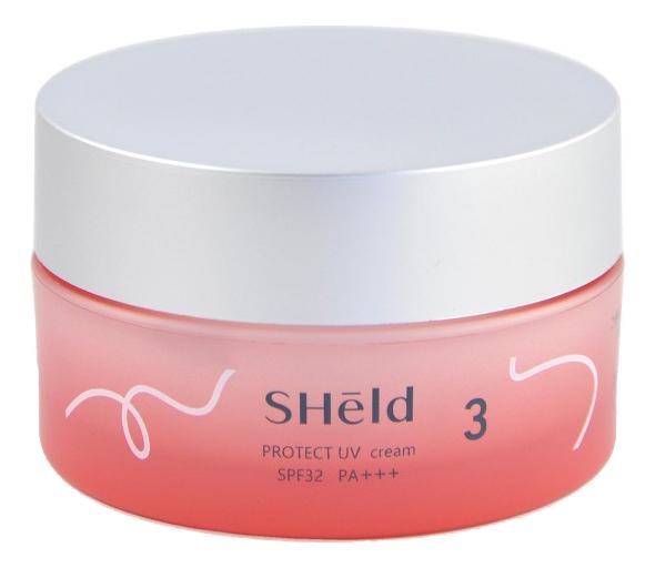 Дневной крем для лица SHeld Protect UV Cream SPF32 PA+++ 40г