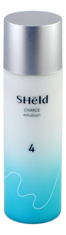 Увлажняющая тонизирующая эмульсия-молочко для лица SHeld Charge Emulsion 100мл