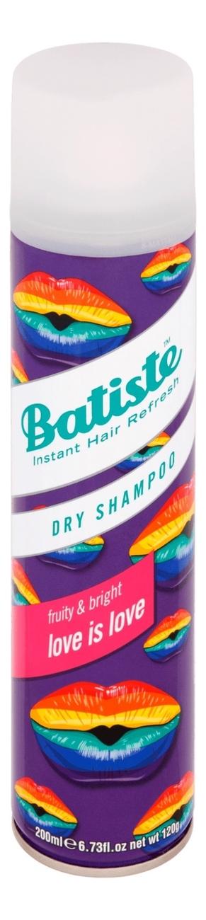 Купить Сухой шампунь для волос Love Is Love Dry Shampoo 200мл, Batiste