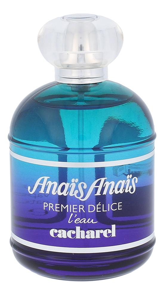 Cacharel Anais Anais Premier Delice L'Eau 2016: туалетная вода 100мл тестер cacharel liberte отливант туалетная вода 18 мл