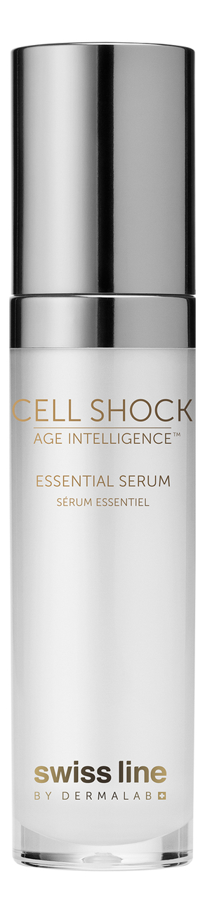 Сыворотка для лица Секретный код молодости Cell Shock Age Intelligence Essential Serum 30мл сыворотка для лица swiss line swiss line sw013lwdvtw2