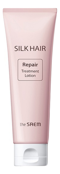 Купить Лосьон для волос Silk Hair Repair Treatment Lotion 120мл, The Saem