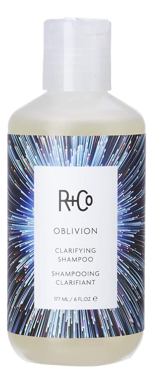 Фото - Очищающий шампунь для волос Oblivion Clarifying Shampoo: Шампунь 177мл текстурирующий шампунь r co cactus texturizing shampoo 177 мл