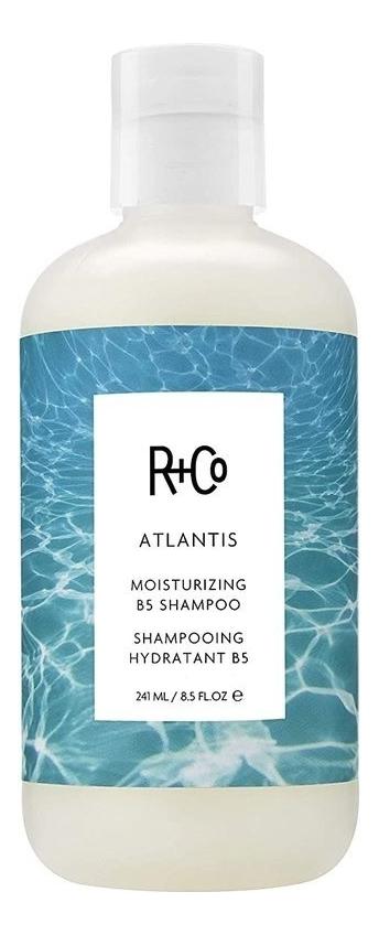 Фото - Увлажняющий шампунь для волос с витамином В5 Atlantis Moisturizing Shampoo: Шампунь 241мл увлажняющий кондиционер для волос с витамином в5 atlantis moisturizing conditioner кондиционер 241мл