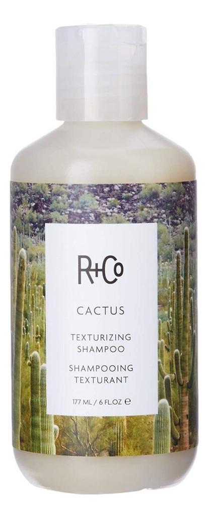 Фото - Текстурирующий шампунь для волос Cactus Texturizing Shampoo: Шампунь 177мл текстурирующий шампунь r co cactus texturizing shampoo 177 мл