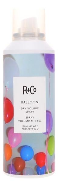 Сухой текстурирующий спрей для объема волос Balloon Dry Volume Spray: Спрей 176мл