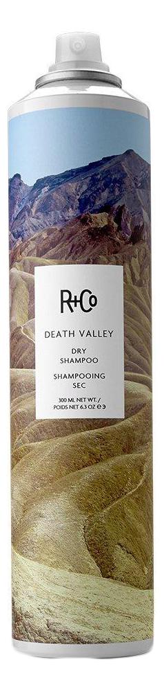 Фото - Сухой шампунь для волос Death Valley Dry Shampoo: Шампунь 300мл текстурирующий шампунь r co cactus texturizing shampoo 177 мл