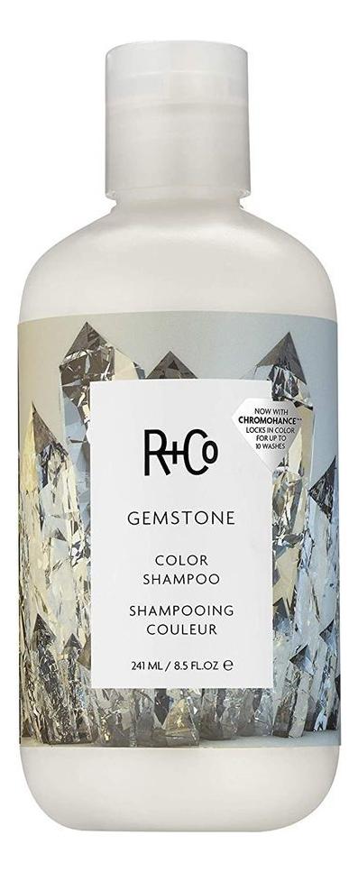 Фото - Питательный шампунь для волос с комплексом ChromoHance Gemstone Color Shampoo: Шампунь 241мл текстурирующий шампунь r co cactus texturizing shampoo 177 мл