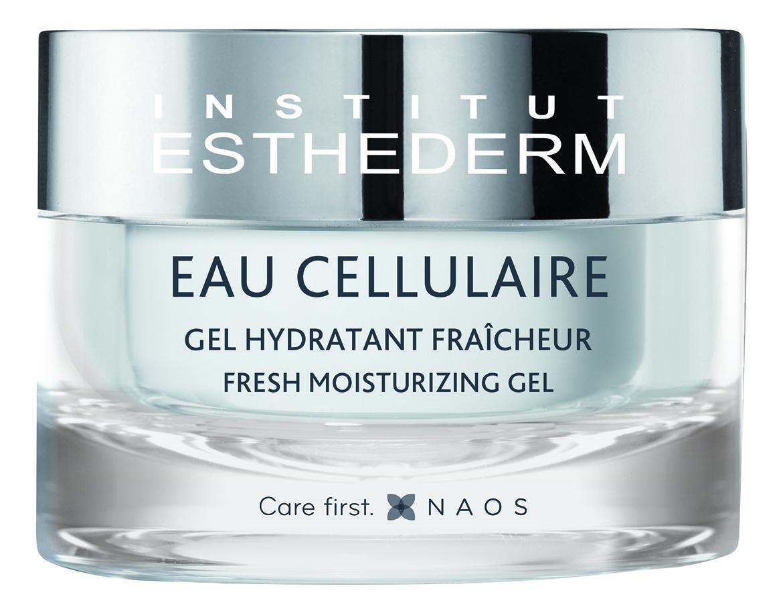 Купить Увлажняющий гель для лица с клеточной водой Eau Cellulaire Gel: Гель 50мл (баночка), Institut Esthederm