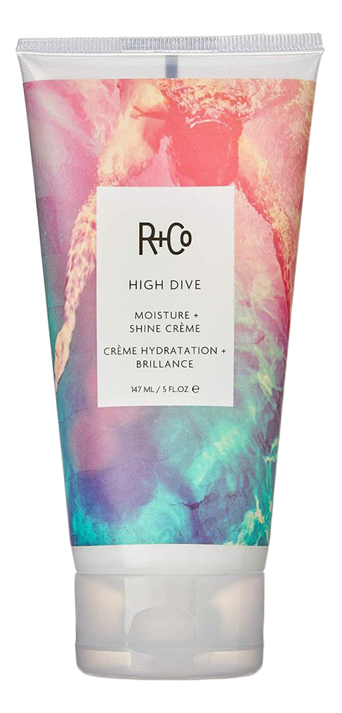 Купить Увлажняющий крем для блеска волос High Dive Moisture + Shine Creme: Крем 147мл, R+Co