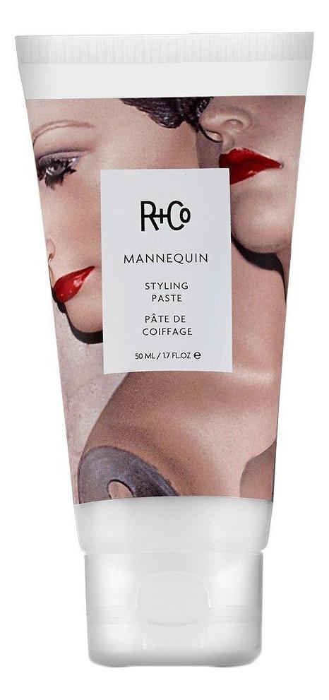 Паста для укладки волос Mannequin Styling Paste: 50мл
