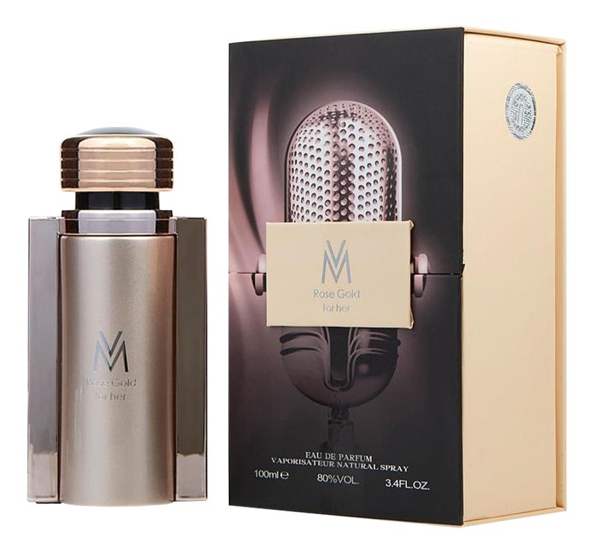 Купить VM Rose Gold: парфюмерная вода 100мл, Victor Manuelle