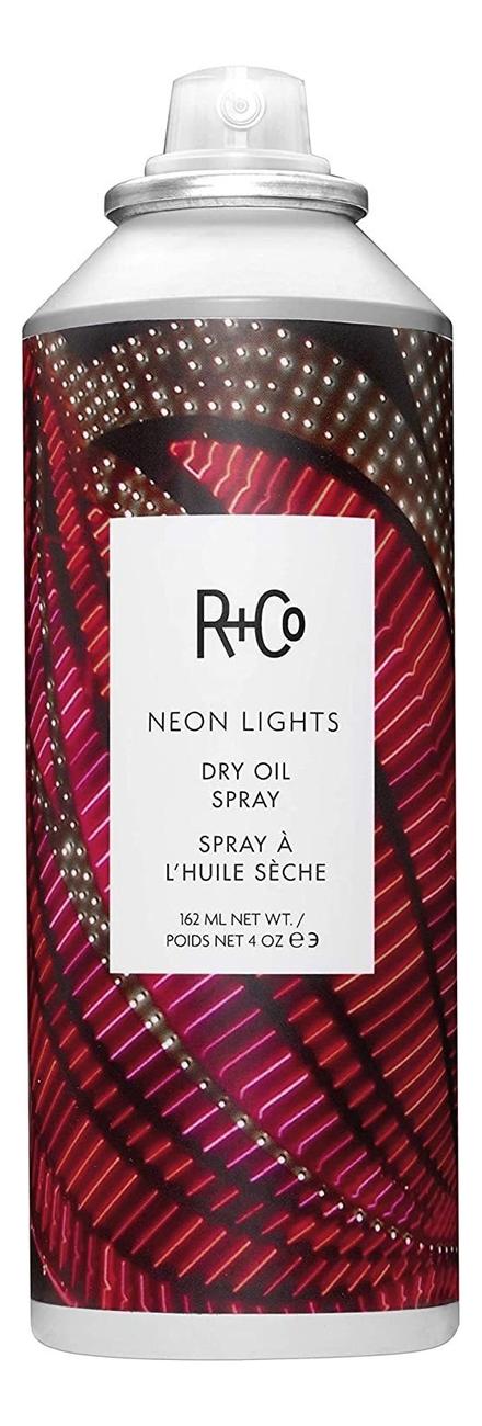 Фото - Сухое масло-спрей для волос Neon Lights Dry Oil Spray: Масло-спрей 162мл масло спрей сухое для волос и тела vibrant sexy hair rose elixir 165мл