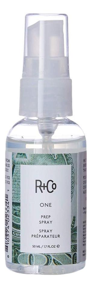 Несмываемый спрей для укладки волос с кондиционирующим эффектом One Prep Spray: Спрей 50мл