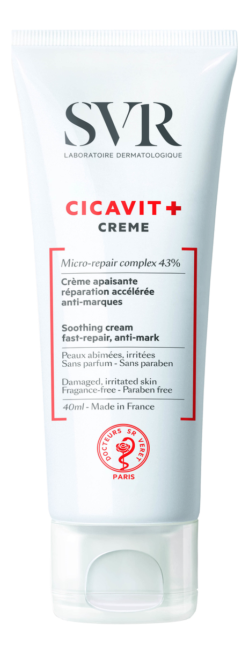 Успокаивающий крем для лица Cicavit+ Cream 40мл