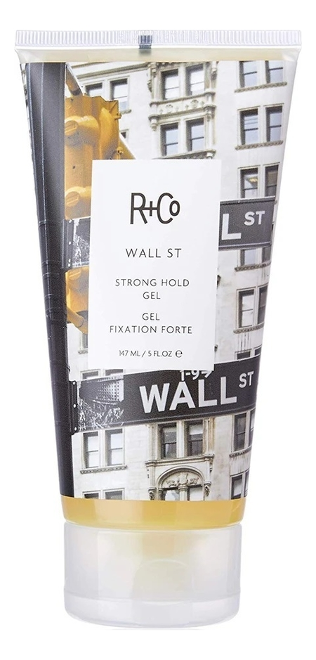 Фото - Гель для укладки волос Wall Street Strong Hold Gel 147мл гель цемент для укладки волос artisan geghe gel fluid gel cement hold 150мл