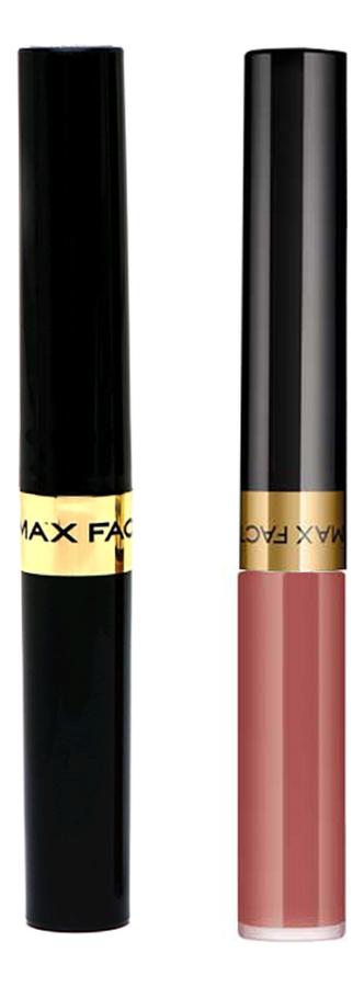 Купить Стойкая губная помада и увлажняющий блеск Lipfinity: 082 Stardust, Max Factor