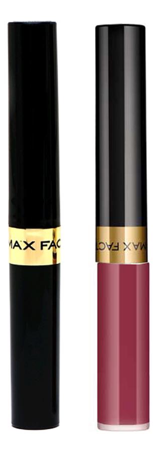 Купить Стойкая губная помада и увлажняющий блеск Lipfinity: 086 Superstar, Max Factor