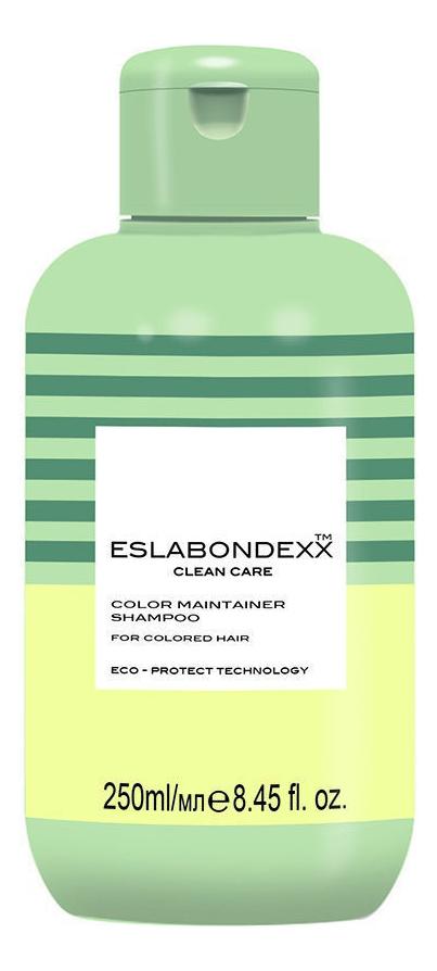 Фото - Шампунь для поддержания цвета волос Clean Care Color Maintainer Shampoo: Шампунь 250мл оттеночный шампунь для поддержания цвета color protect shampoo 250мл copper