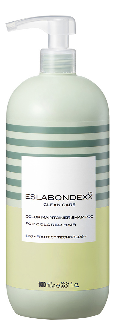 Фото - Шампунь для поддержания цвета волос Clean Care Color Maintainer Shampoo: Шампунь 1000мл оттеночный шампунь для поддержания цвета color protect shampoo 250мл copper