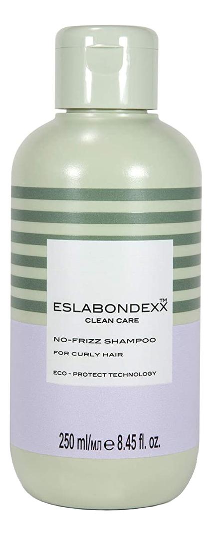 Купить Шампунь для вьющихся волос Clean Care No-Frizz Shampoo: Шампунь 250мл, ESLABONDEXX