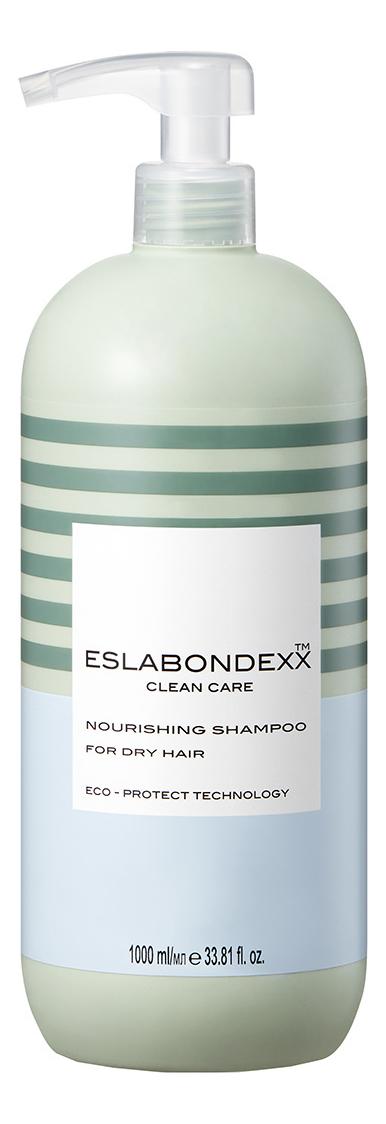 Питательный и увлажняющий шампунь для волос Clean Care Nourishing Shampoo: Шампунь 1000мл увлажняющий шампунь для волос argan essential deep care shampoo шампунь 1000мл