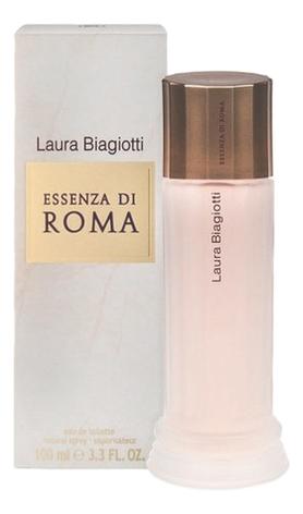 Laura Biagiotti Essenza di Roma Donna: туалетная вода 100мл тестер laura pausini roma