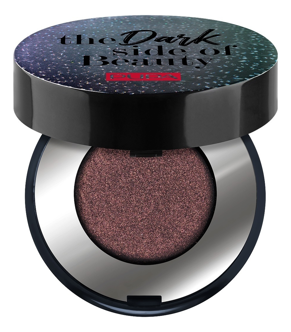 Дымчатые тени для век The Dark Side of Beauty Eyeshadow 1,3г: No 003 pupa retro illusion eyeshadow