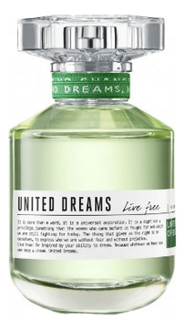 United Dreams Live Free