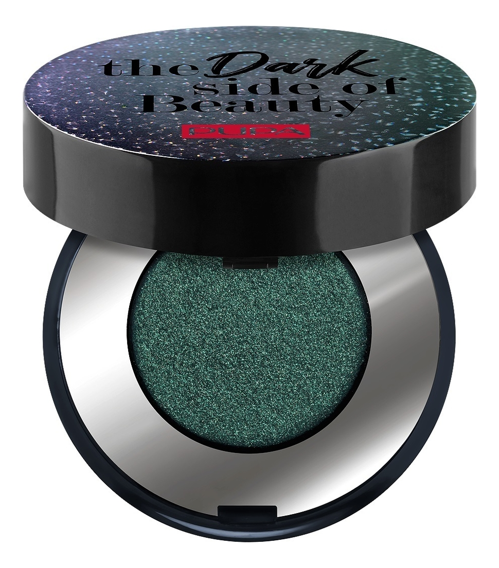 Дымчатые тени для век The Dark Side of Beauty Eyeshadow 1,3г: No 008 pupa retro illusion eyeshadow