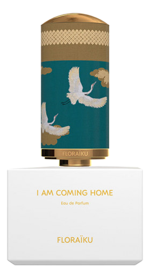 Floraiku I Am Coming Home: парфюмерная вода 10мл