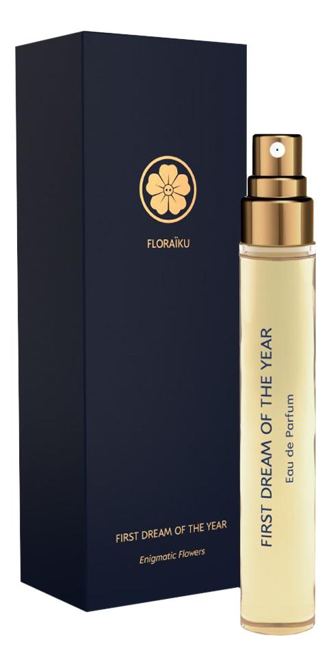 Купить Floraiku First Dream Of The Year: парфюмерная вода 10мл