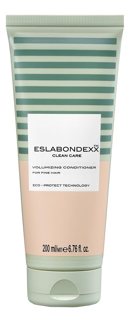 Купить Бальзам для придания объема волосам Clean Care Volumizing Hair Conditioner 200мл, ESLABONDEXX