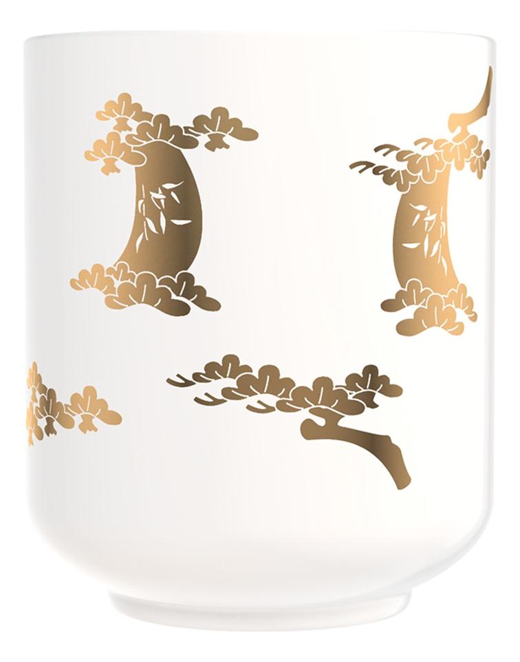 Купить Ароматическая свеча Floraiku Smoked Wood: свеча 130г