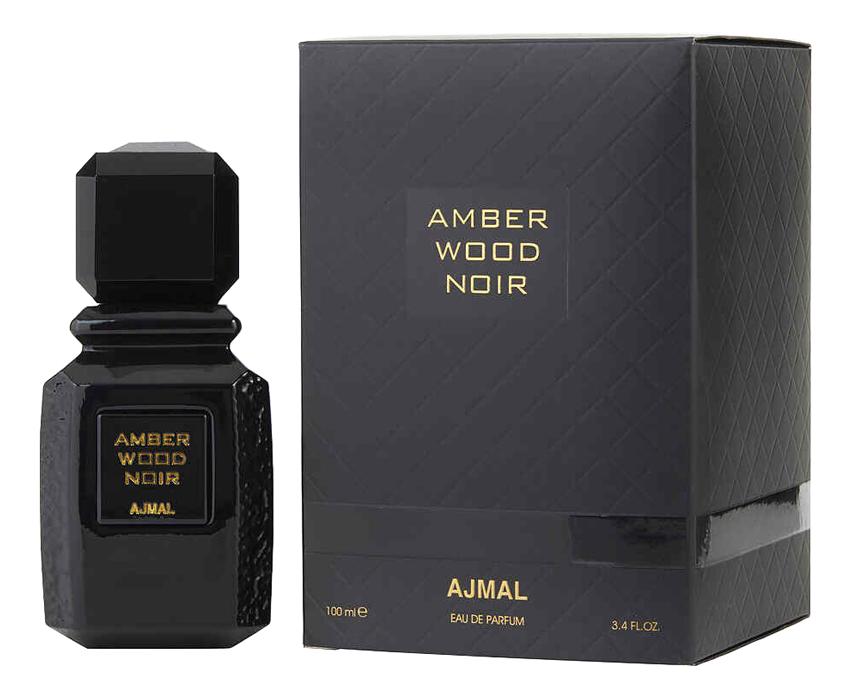 Amber Wood Noir: парфюмерная вода 100мл amber парфюмерная вода 100мл