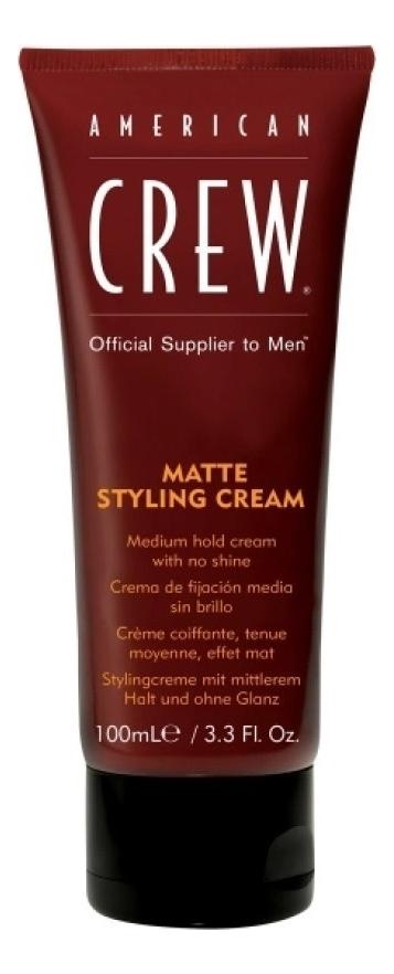 Крем для укладки волос Matte Styling Cream 100мл