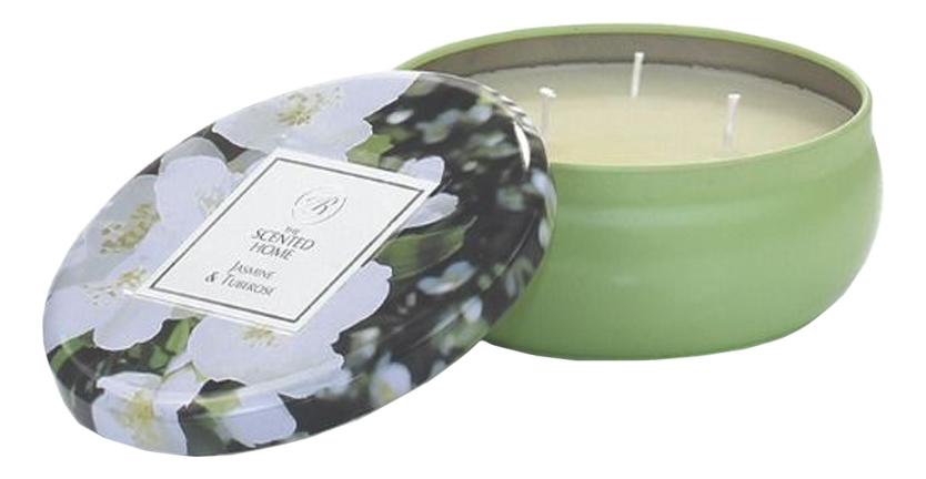 Ароматическая свеча Jasmine & Tuberose: свеча 230г недорого